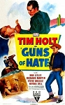 Guns of Hate DVD